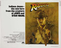 """Movie Posters:Adventure, Raiders of the Lost Ark (Paramount, 1981). Half Sheet (22"""" X 28"""").Archaeologist and adventurer Indiana Jones is hired by th..."""