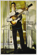 "Movie Posters:Elvis Presley, It Happened at the World's Fair (MGM, 1963). Poster (40"" X 60"").Here is one of the rarities of the hobby. This is a beautif..."