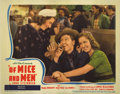 """Movie Posters:Drama, Of Mice and Men (United Artists, 1939). Lobby Cards (2) (11"""" X14""""). Burgess Meredith and Lon Chaney, Jr. are featured on th...(Total: 2 Items)"""