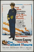 "Movie Posters:War, The Gallant Hours (United Artists, 1960). One Sheet (27"" X 41"").War. ..."
