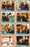"""Movie Posters:Comedy, The Lavender Hill Mob (Universal International, 1951). Lobby CardSet of 8 (11"""" X 14"""").. ... (Total: 8 Items)"""