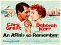 "Movie Posters:Romance, An Affair to Remember (20th Century Fox, 1957). British Quad (30"" X40"").. ..."