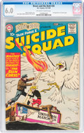 Silver Age (1956-1969):Adventure, The Brave and the Bold #26 Suicide Squad (DC, 1959) CGC FN 6.0 Off-white to white pages....