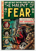 Golden Age (1938-1955):Horror, Haunt of Fear #18 (EC, 1953) Condition: VF....