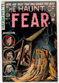 Golden Age (1938-1955):Horror, Haunt of Fear #27 (EC, 1954) Condition: VF....