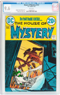 Bronze Age (1970-1979):Horror, House of Mystery #212 (DC, 1973) CGC NM+ 9.6 White pages....