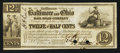 Obsoletes By State:Maryland, Baltimore, MD- Baltimore & Ohio Rail Road Company 12 1/2¢ Feb. 10, 1841. ...