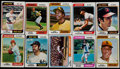 Baseball Cards:Sets, 1974 Topps Baseball Complete Master Set (740). ...