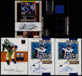 Football Cards:Lots, 2001-07 Football St. Louis Rams Signed Cards Collection (5)....