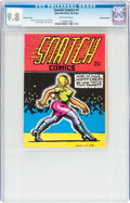 Silver Age (1956-1969):Alternative/Underground, Snatch Comics #1 (Third Printing) Haight-Ashbury pedigree (ApexNovelties, 1968) CGC NM/MT 9.8 Off-white pages....