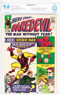 Daredevil #1 (Marvel, 1964) CBCS NM+ 9.6 Off-white to white pages