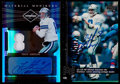 Football Cards:Lots, 1997-2006 Football Signed Troy Aikman Football Cards (2)....