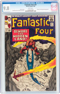 Silver Age (1956-1969):Superhero, Fantastic Four #47 (Marvel, 1966) CGC NM/MT 9.8 White pages....