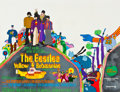 "Movie Posters:Animation, Yellow Submarine (United Artists, 1968). Full-Bleed British Quad(30 X 40"").. ..."