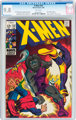 X-Men #53 (Marvel, 1969) CGC NM/MT 9.8 White pages