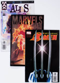 Modern Age (1980-Present):Miscellaneous, Marvel Modern Age Group (Marvel, 1990s-2000s) Condition: Average VF/NM....