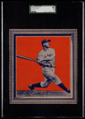 Baseball Cards:Singles (1930-1939), 1935 Wheaties - Series 1 Lou Gehrig Panel SGC 40 VG 3....