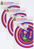 Bronze Age (1970-1979):Cartoon Character, Astro Comics #1979 Richie Rich and Casper File Copy Long Box Group(Harvey, 1979) Condition: Average VF/NM....