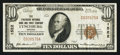 National Bank Notes:Virginia, Lynchburg, VA - $10 1929 Ty. 1 The Lynchburg NB & TC Ch. #1522. ...