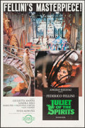 """Movie Posters:Foreign, Juliet of the Spirits (Rizzoli, 1965). One Sheet (27"""" X 41""""). Foreign.. ..."""
