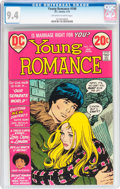 Bronze Age (1970-1979):Romance, Young Romance #190 (DC, 1973) CGC NM 9.4 Off-white to whitepages....