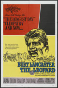 "Movie Posters:War, The Leopard (20th Century Fox, 1963). One Sheet (27"" X 41""). War...."