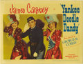 "Movie Posters:Musical, Yankee Doodle Dandy (Warner Brothers, 1942). Lobby Cards (4) (11"" X14""). The four lobby cards in this group are bright and ... (Total:4 Items)"