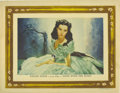 "Movie Posters:Academy Award Winner, Gone With the Wind (MGM, 1939). Lobby Card (11"" X 14""). Of all thelobbies collectors try to acquire on this classic film, t..."