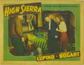 "Movie Posters:Crime, High Sierra (Warner Brothers, 1941). Lobby Card (11"" X 14""). Thislobby card has slight corner wrinkling with a bit of round..."