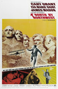 "Movie Posters:Hitchcock, North by Northwest (MGM, R-1966). One Sheet (27"" X 41""). CaryGrant, Eva Marie Saint, and Martin Landau star in the classic ..."