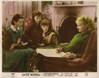 """Little Women (RKO, 1933). British Lobby Cards (5) (11"""" X 14""""). Great selection of British lobby cards from the..."""