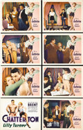 """Movie Posters:Drama, Lilly Turner (Vitaphone, 1933). Lobby Card Set of 8 (11"""" X 14""""). Apregnant Lilly Turner (Ruth Chatterton) is deserted by he...(Total: 8 Items)"""