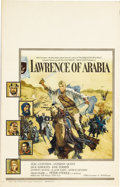 "Movie Posters:Academy Award Winner, Lawrence of Arabia (Columbia, 1962). Window Card (14"" X 22""). PeterO'Toole stars as the flamboyant and controversial Britis..."