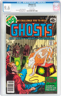 Bronze Age (1970-1979):Horror, Ghosts #77 (DC, 1979) CGC NM+ 9.6 White pages....