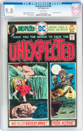 Bronze Age (1970-1979):Horror, Unexpected #168 (DC, 1975) CGC NM/MT 9.8 White pages....