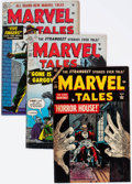 Golden Age (1938-1955):Horror, Marvel Tales Group of 6 (Atlas, 1954-55).... (Total: 6 Comic Books)