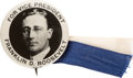 Political:Pinback Buttons (1896-present), Franklin D. Roosevelt: 1920 Vice Presidential Button....