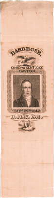 Henry Clay: Unique Bar-be-que Ribbon