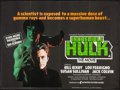 "Movie Posters:Science Fiction, The Incredible Hulk (Enterprise Pictures, 1979). British Quad(29.75"" X 39.75""). Science Fiction.. ..."