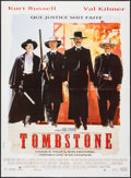 """Movie Posters:Western, Tombstone (UGC Distribution, 1994). French Grande (45.5"""" X 62""""). Western.. ..."""