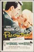 """Movie Posters:Comedy, Pillow Talk (Universal International, 1959). One Sheet (27"""" X 41""""). Comedy.. ..."""