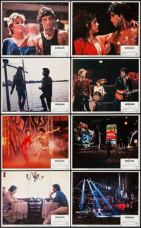 """Staying Alive & Others Lot (Paramount, 1983). Lobby Card Sets of 8 (3 Sets) (11"""" X 14""""). Musical..."""
