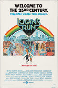 """Movie Posters:Science Fiction, Logan's Run (MGM, 1976). One Sheet (27"""" X 41""""). Science Fiction....."""