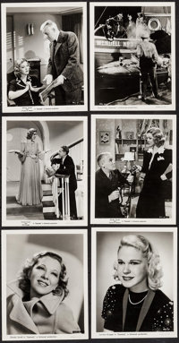 "Exposed (Universal, 1938). Photos (53) (8"" X 10""). Crime. ... (Total: 53 Items)"