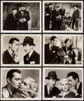 """Movie Posters:Crime, The Last Express (Universal, 1938). Photos (62) (approx. 8"""" X 10""""). Crime.. ... (Total: 62 Items)"""