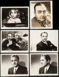 "Movie Posters:Comedy, My Man Godfrey (Universal, 1936). Photos (14) (approx. 8"" X 10"").Comedy.. ... (Total: 14 Items)"