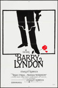 "Movie Posters:Drama, Barry Lyndon (Warner Brothers, 1975). One Sheet (27"" X 41"").Drama.. ..."