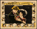 "Movie Posters:Drama, The Redeeming Sin (Vitagraph, 1925). Lobby Card (11"" X 14""). Drama.. ..."