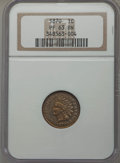 Proof Indian Cents: , 1870 1C PR63 Brown NGC. NGC Census: (5/15). PCGS Population (13/6). Mintage: 1,000. Numismedia Wsl. Price for problem free ...