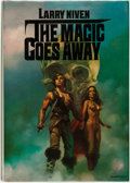 Books:Science Fiction & Fantasy, Larry Niven. SIGNED/LIMITED. The Magic Goes Away. New York: Ace Books, [1978]. ...